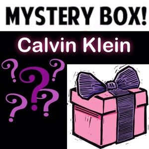 🎀 Calvin Klein Mystery Box 🎀